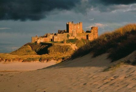 5 nights Cycling North England Newcastle Berwick 