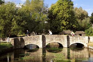 3 Days Cycle in the Cotswolds Southern England