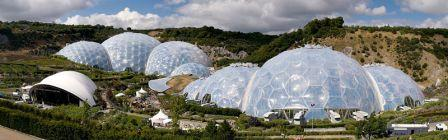 5 nights Self-Guided Cycling in Cornwell, The Eden Project