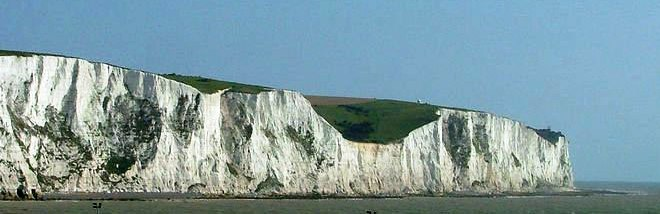 5 nights Biking Garden of England London to Dover, The White Cliffs of Dover